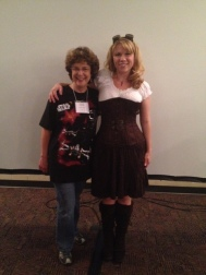 Me and Kathy Tyers