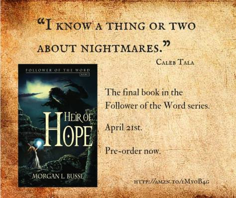 Heir of Hope Nightmares