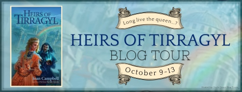 Heirs Blog Tour Banner