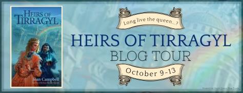 Heirs Blog Tour Banner