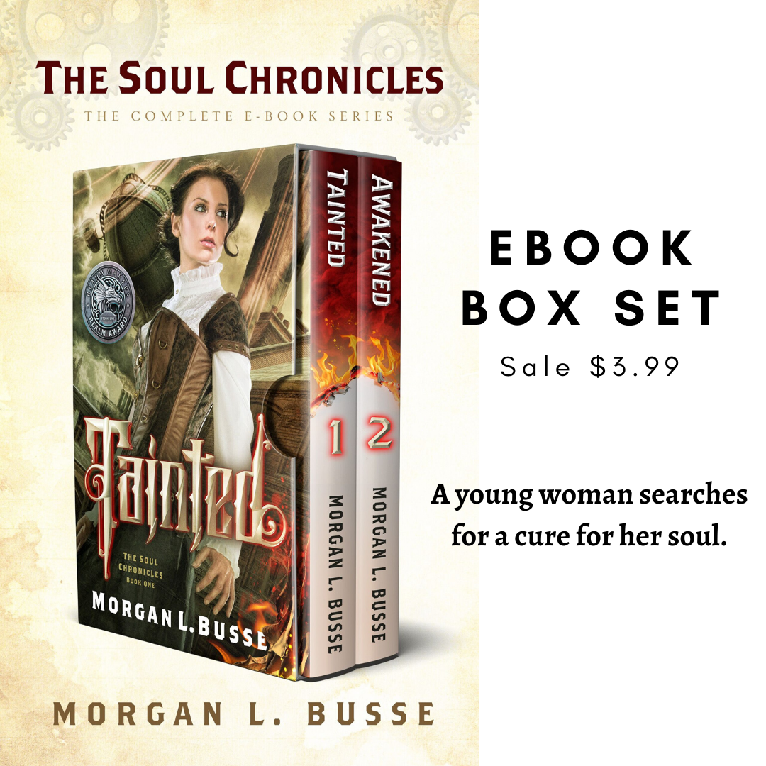Ebook Boxset Sale! $3.99