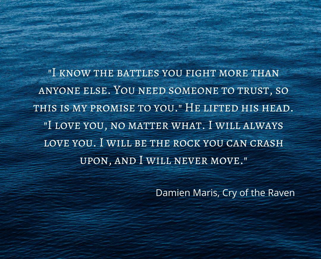 Damien Quote